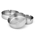 Thickened Stainless Steel Ashtray High Quality