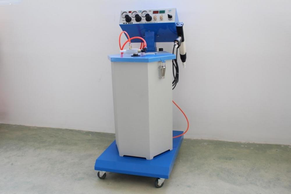 Digital programmable powder equipment