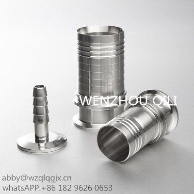 Sanitary Long Hose Coupling 304/316L