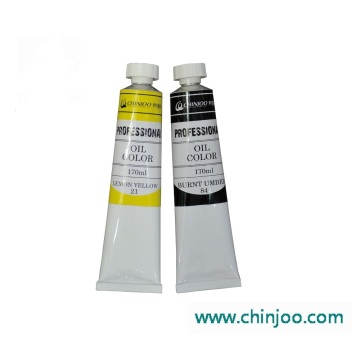 High definition for Basic Oil Painting 170ml Fine Quality Artists' Oil Paints supply to China Taiwan Factory