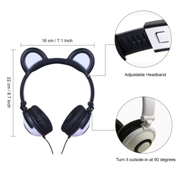 Foldable Multi Color Promotional Headphone for Kids