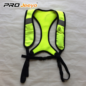 100gsm Reflective Polyester  Mesh vest for outdoor