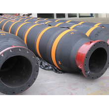 Floating Rubber Dredging Hose With Flanges