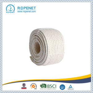 Good quality 100% for White Twisted Cotton Rope Natural Twisted Cotton Rope with Good Price supply to Panama Factory