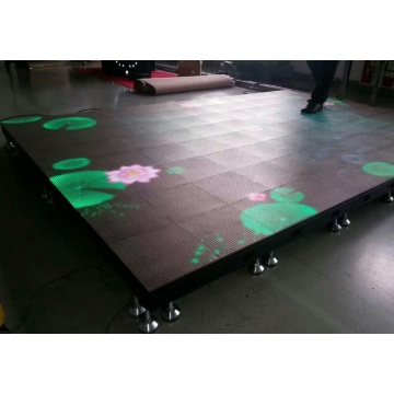 P6.25 Waterproof Led Dance Floor Display