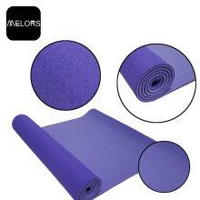China for Non Slip Tpe Yoga Mat Melors TPE Yoga Kit Exercise Yoga Mats export to Italy Factory