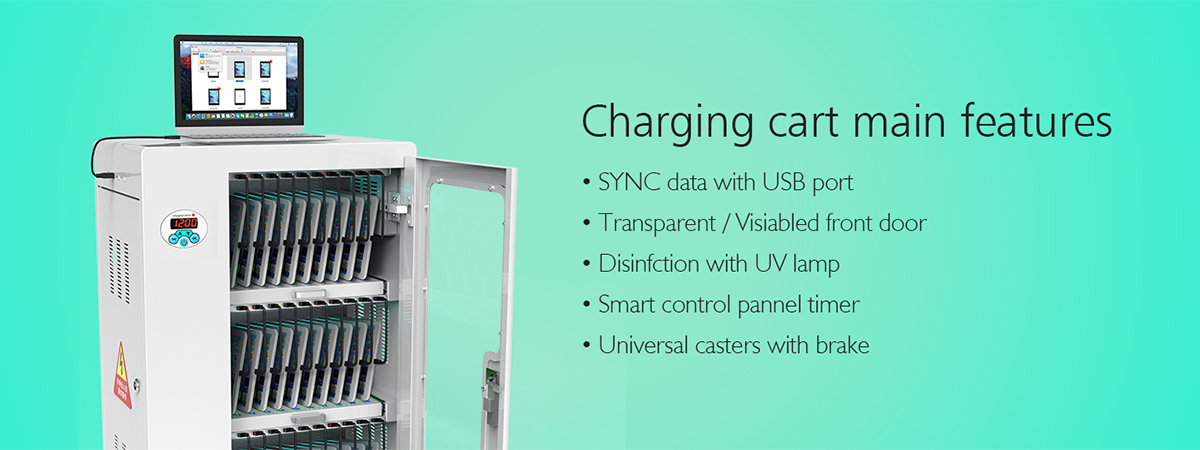SYNC charging station