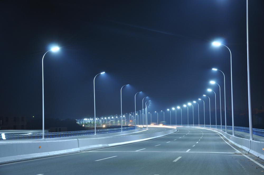 Outdoor IP65 COB 50W LED Street Light