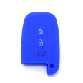 Silicone key fob cover for hyundai elantra