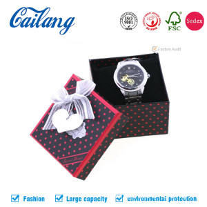 Personlized Products for Watch Gift Box Luxury two-pieces Watch Jewelry Paper Box with Foam supply to Benin Suppliers