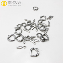 Zinc Alloy Custom Zipper Puller For Clothing