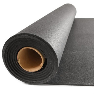 10mm Gym Rubber Flooring Roll