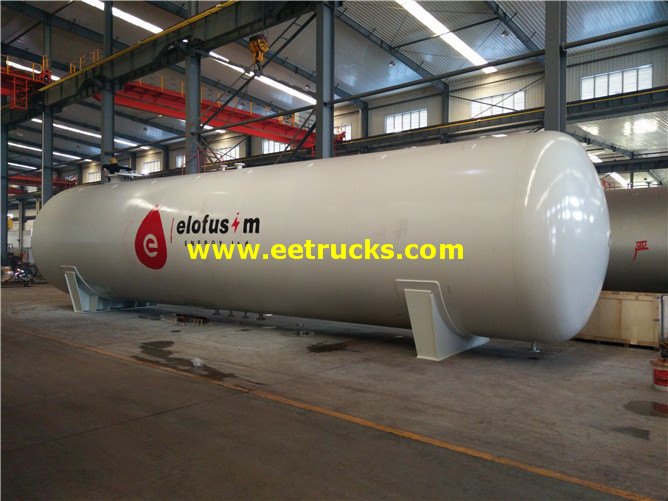 60 Ton Commercial Propane Tanks