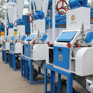 maize flour milling machines