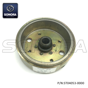 139QMA GY6 50 Fly wheel (P/N:ST04053-0000) Top Quality