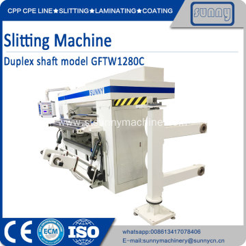 Big discounting for China High Speed Duplex Slitter Rewinders,Duplex Slitting Machine,Duplex Slitter Rewinders,Surface Slitter Rewinders Supplier Dual-Turret Slitter Rewinder Machine export to South Korea Manufacturer