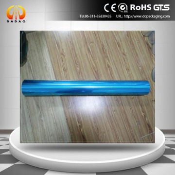 Steel Finish Metallised PET film for electrical appliance