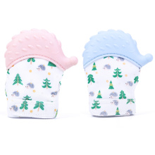 Factory directly for Baby Teething Mitten,Silicone Baby Teething Mitten,Chew Baby Teething Mitten Manufacturer in China Baby teething mitten silicone baby teething  glove supply to United States Manufacturer