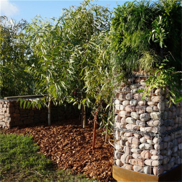 Welded Gabion Cage for Decorativing Yard