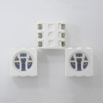 Multi-wavelength LED Infrared SMD LED 5050 5 Chips