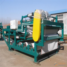 OEM for Twin Belt Filter Press Belt Filter Press machine for sludge treatment export to United States Factory
