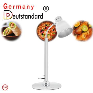 Standing food warm light food heat lamp
