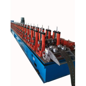 Factory Galvanized Steel Sheet c channel machine