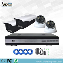 4chs H.265 5.0MP Full Color IP Camera Systems