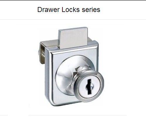 Aluminum Casting Drawer Locks Series