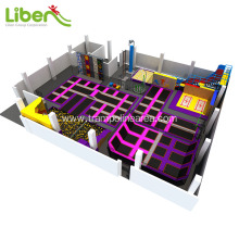 Children indoor playground equipment park