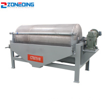 Good quality overband drum magnetic separator machine