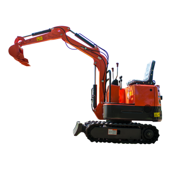 1 ton Mini digger/excavator for orchard tree