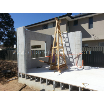 Cement Board SIPs Project in Austrulia