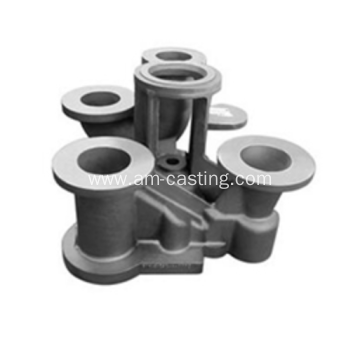 Sand casting steel pump housing