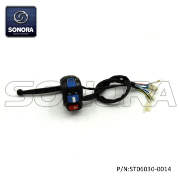 BAOTIAN BT49QT-9  L. Handle Switch Assy with black lever (P/N:ST06030-0014) Top Quality