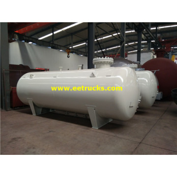 2500 Gallons 5ton LPG Cooking Gas Tanks