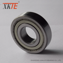 China for China Iron Seals Ball Bearing, Iron Sealed Ball Bearing, Iron Shielded Bearing Factory Conveyor Parts Steel Shielded Bearing 6205 ZZ C3 supply to Macedonia Manufacturer