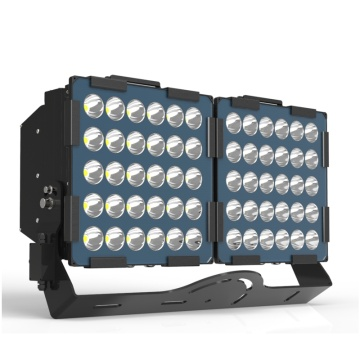 800w led flamme lys 110-130LM / W Sports Lighting førte udendørs stadion lys