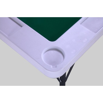 Factory price mahjong set  plastic folding table