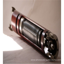 Settlement type submersible electric pump protector