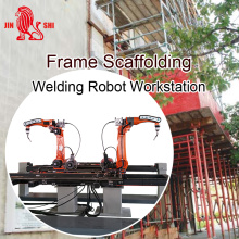 Reliable for Scaffold Welder Japanese Frame Scaffolding Making Machine supply to Liberia Supplier