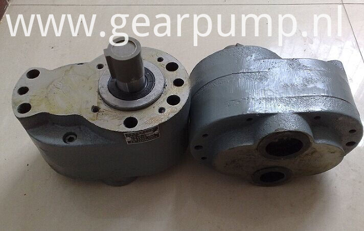 Gear Type Hydraulic Oil Pump 3