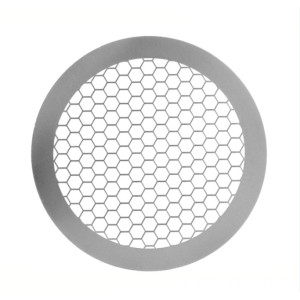 Stainless Steel Chemical Etching Etched Filter Mesh