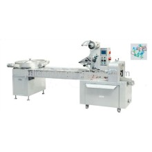 Automatic High Speed Pillow Wrapping Packing Machine