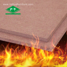 Fire Resistant MDF Board 4'x8'x15mm
