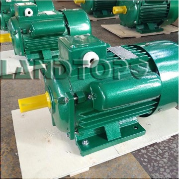 220v Single Phase AC Electric Motor 1/4 HP