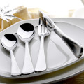 Frosted Stainless Steel Cutlery