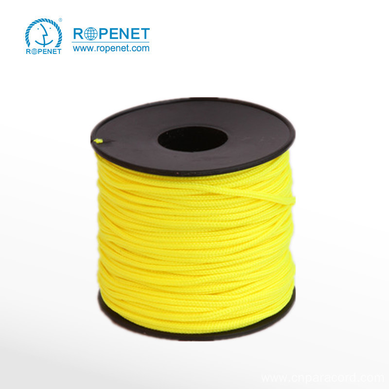 High Quality Colored Polyester Braided Twine