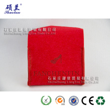 Supplier for Customized Felt Purse Wholesale felt snap pocket coin purse pouch supply to United States Wholesale