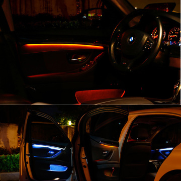 Online Manufacturer for  Color Switchable LED Atmosphere Lights for BMW 5 supply to Russian Federation Manufacturers